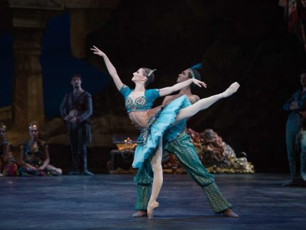 10 jaw-dropping moves from Le Corsaire