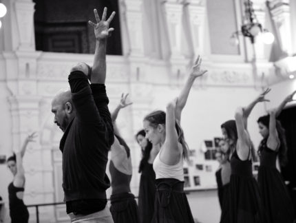 Katja Khaniukova on dancing Akram Khan's Giselle