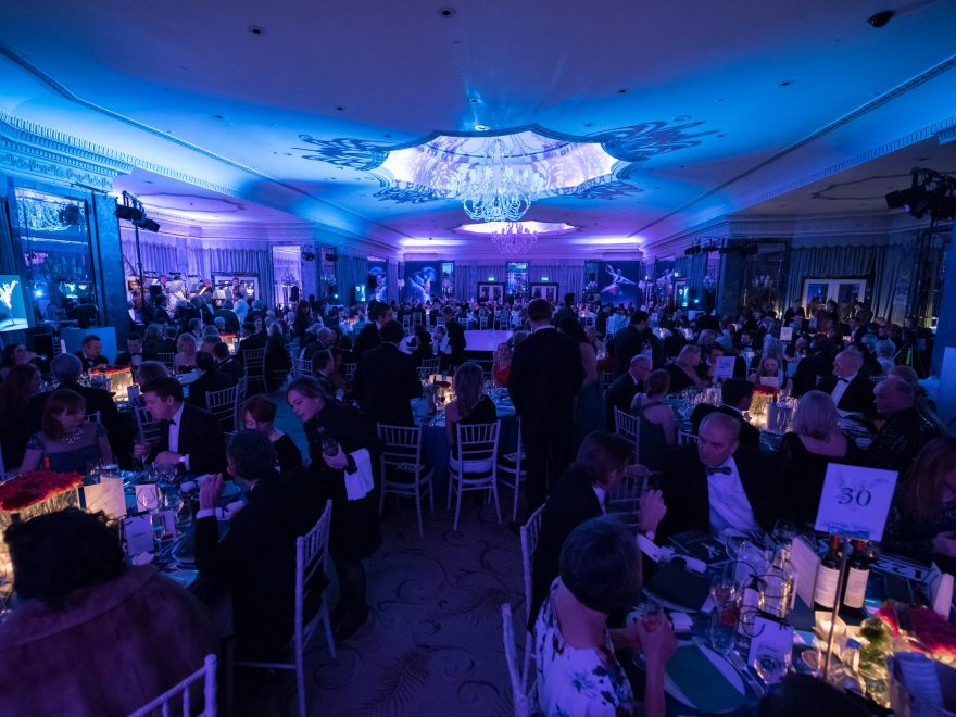 The audience at last year's gala. © Photography by ASH