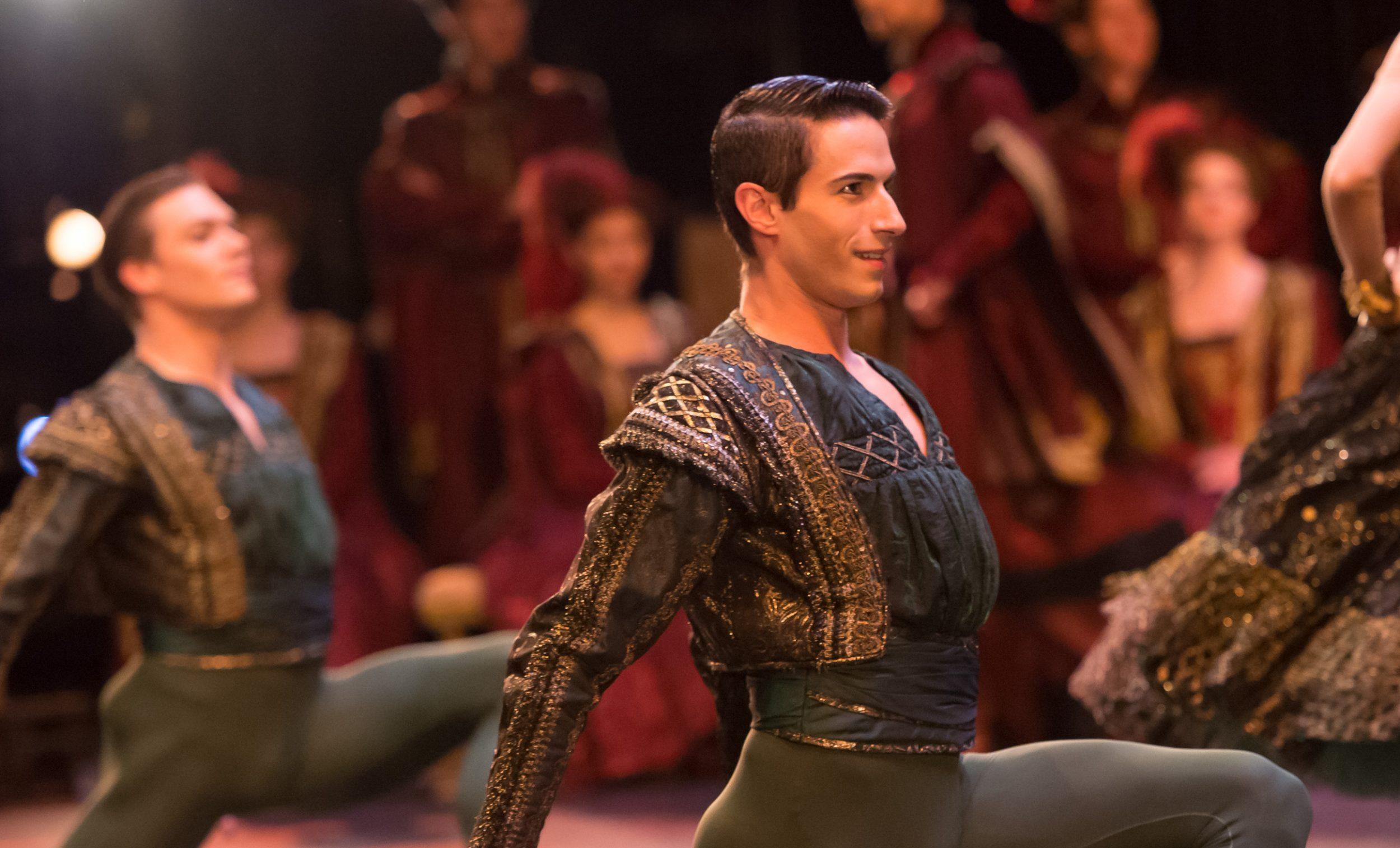 English National Ballet on tour