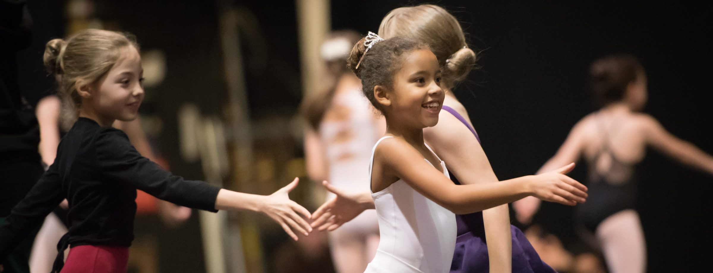 English National Ballet's Youth Ballet Workshop (Younger)