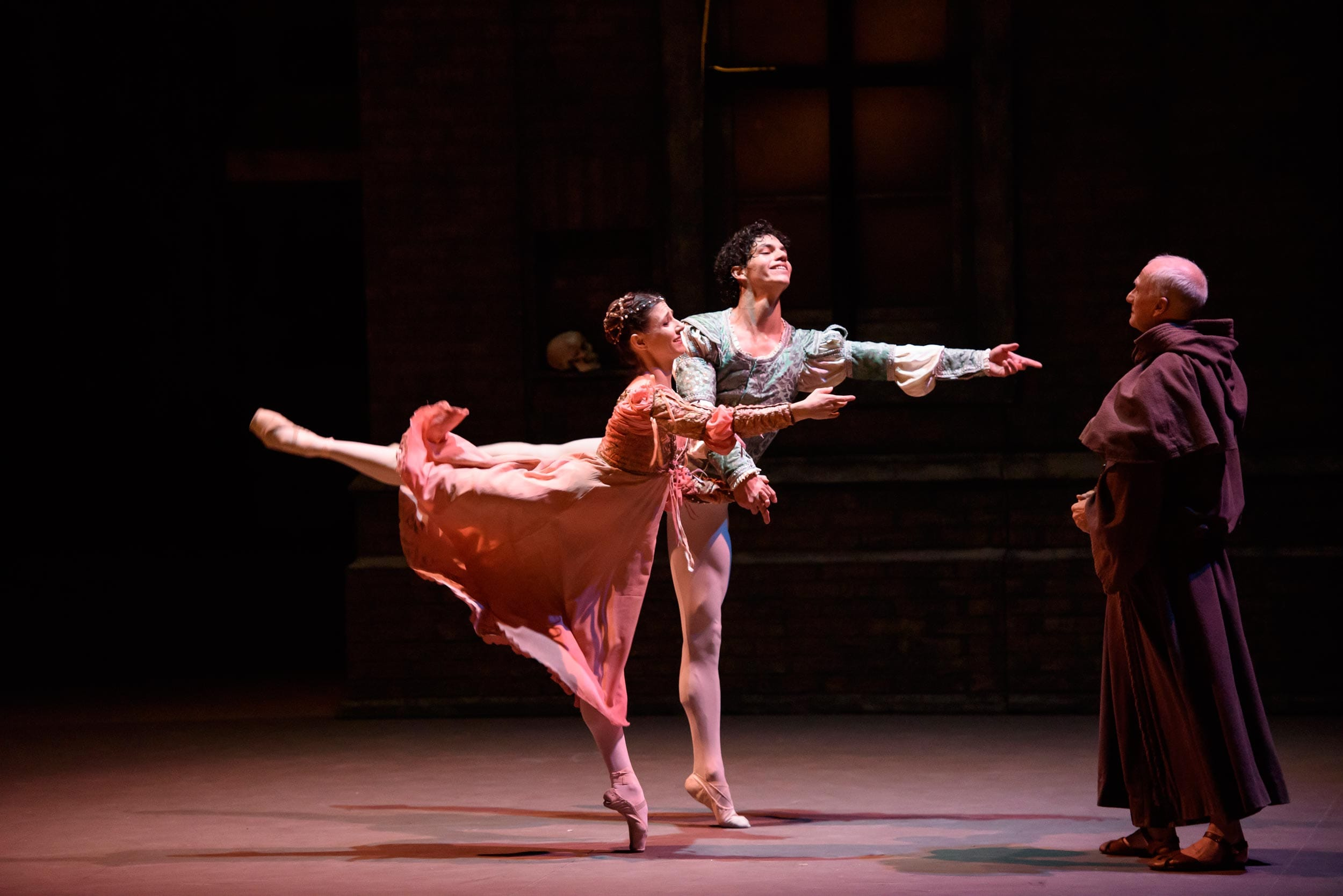 Watch Party: Romeo & Juliet - English National Ballet
