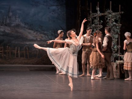 Fantastic reviews for Mary Skeaping's Giselle