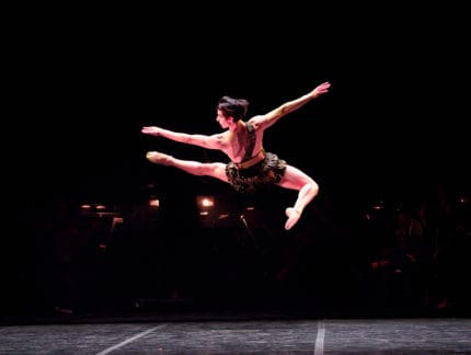 Finalists announced for Emerging Dancer 2017