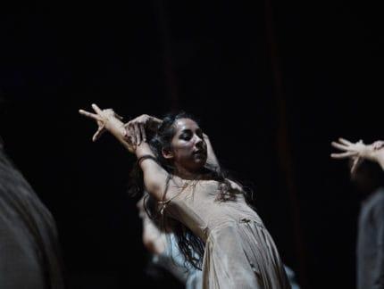 Dancer in the Spotlight