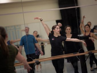 Taster Class: Improvers Ballet