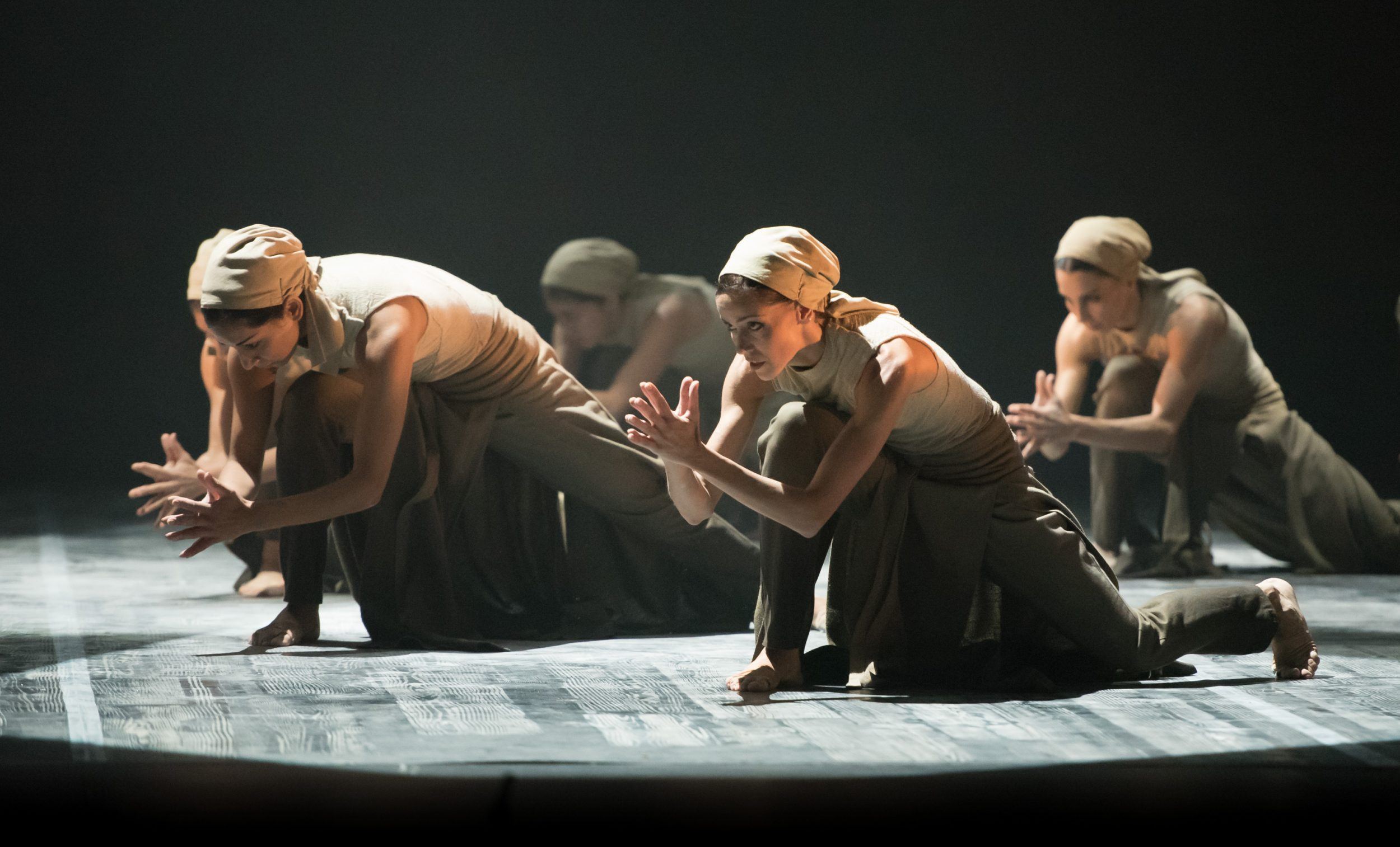 English National Ballet's dress rehearsal of Lest We Forget