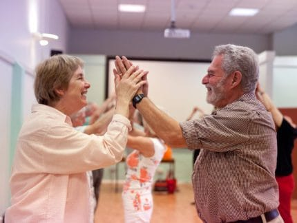 Dance for Parkinson's