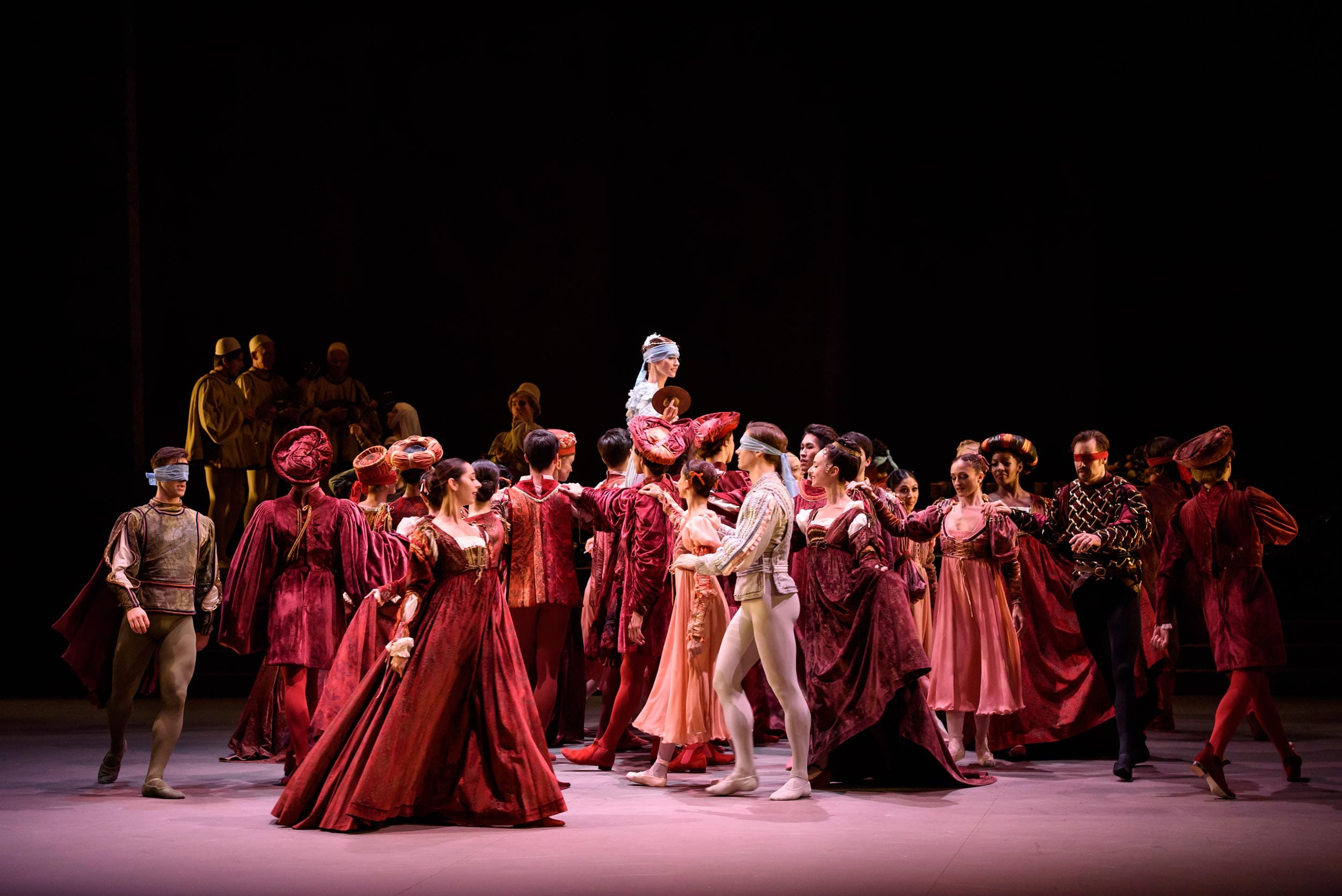 5 things you may not know about Nureyev's Romeo & Juliet - English National  Ballet