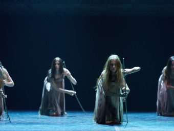 Akram Khan's Giselle: Audio-Described Performance and Touch Tour