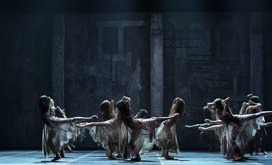 English National Ballet in Akram Khan's Giselle (c) Laurent Liotardo_975x534