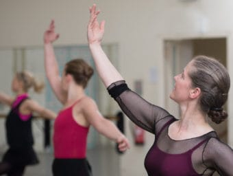 Taster Class: Intermediate Ballet