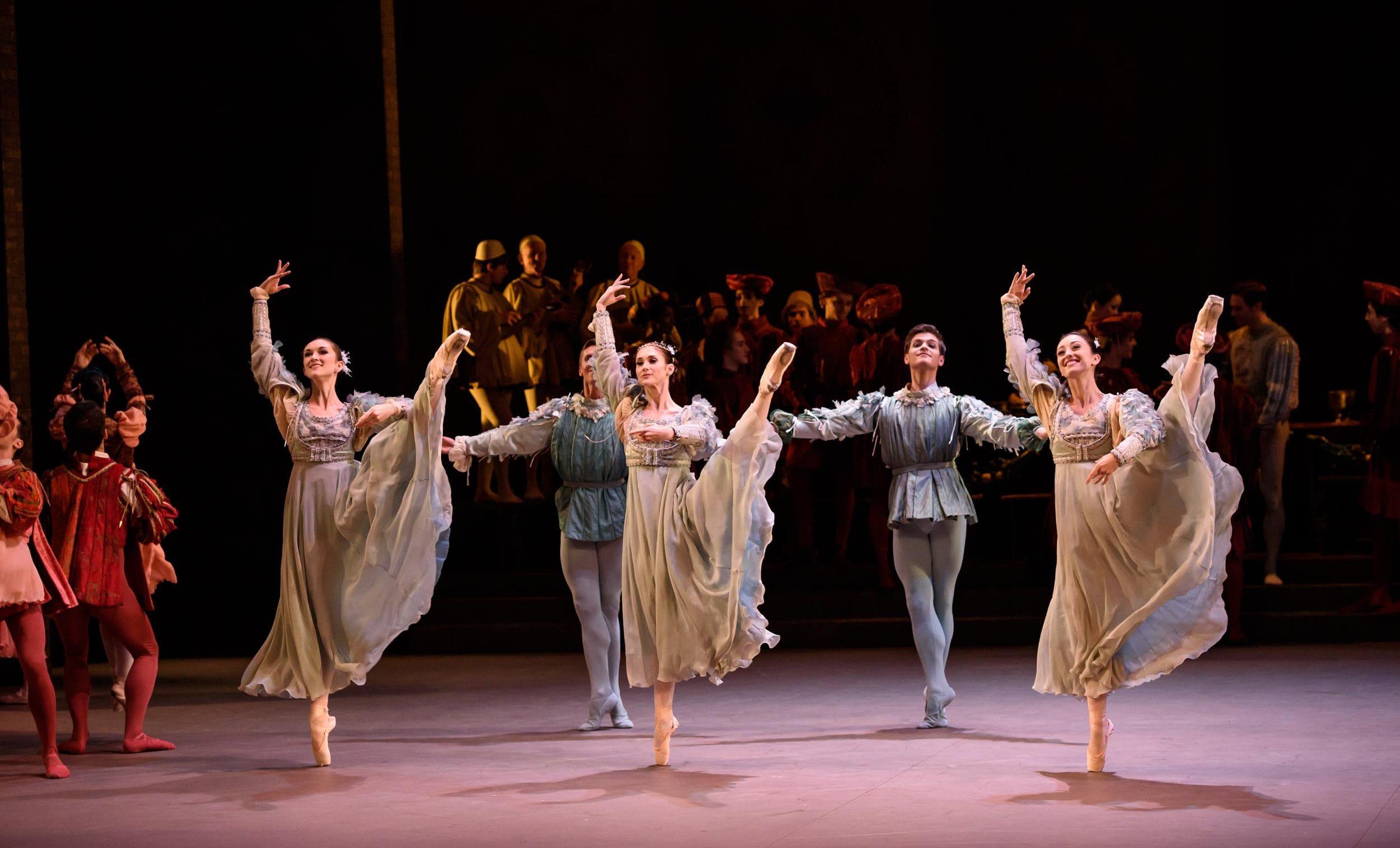 Jeanette-Kakareka,-Alison-McWhinney-and-Madison-Keesler-in-English-National-Ballet's-Romeo-&-Juliet-©Bill-Cooper-(3)