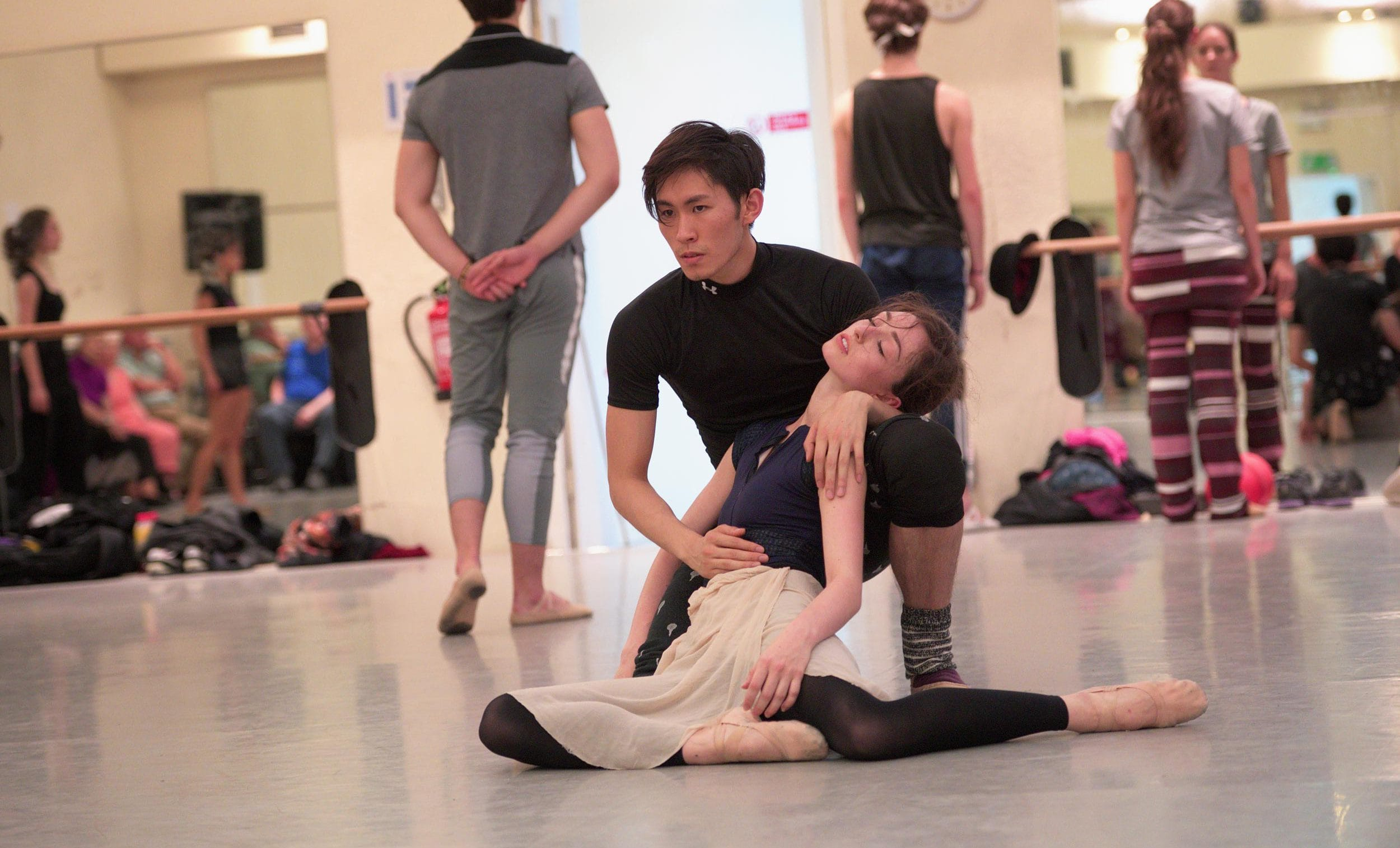 Junior-Soloist-Ken-Saruhashi-and-First-Artist-Madison-Keesler-©-Laurent-Liotardo