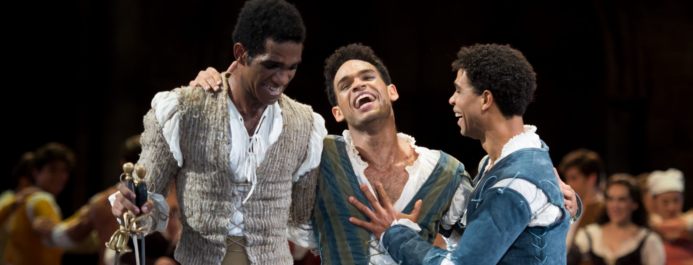 Junor-Souza,-Yonah-Acosta-and-Carlos-Acosta-in-English-National-Ballet's-Romeo-&-Juliet-in-the-round-(C)-Photography-by-ASH