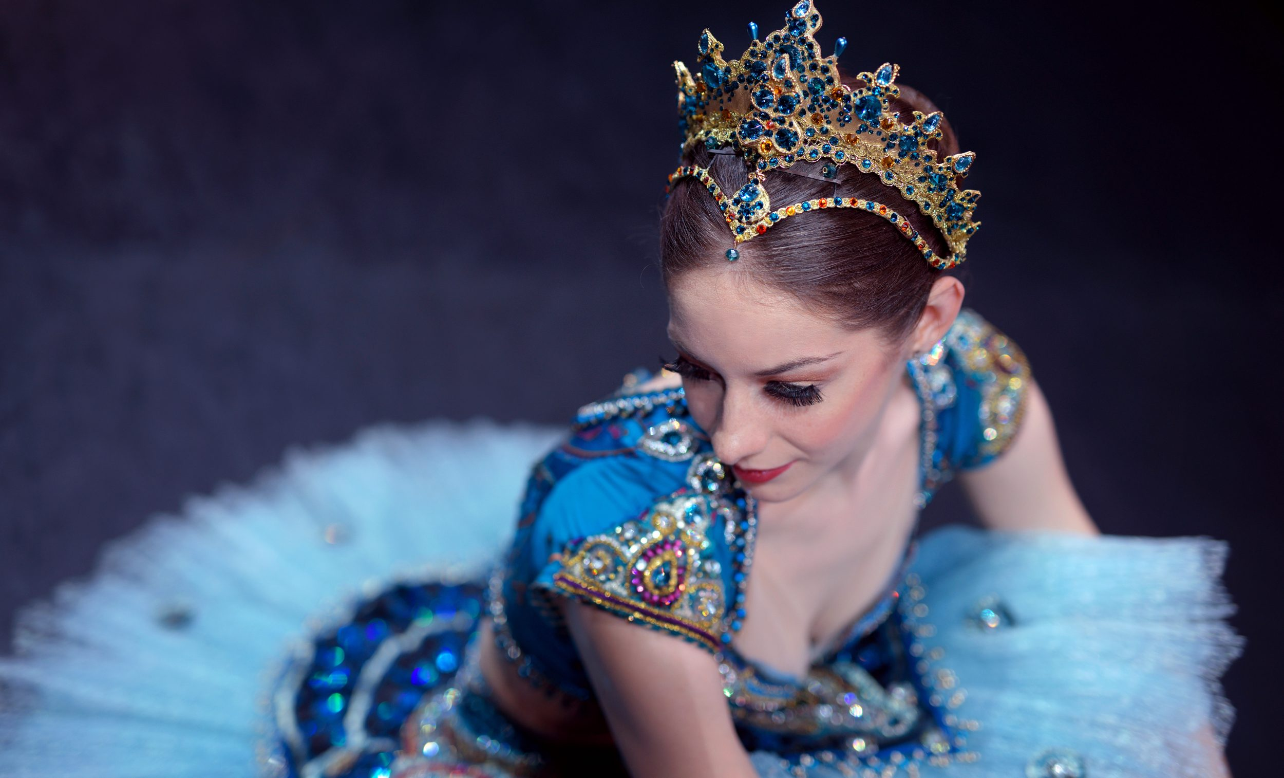 Laurretta Summerscales as Medora in Le Corsaire
