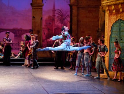 Honourable mentions in Dance Europe Critic's Choice