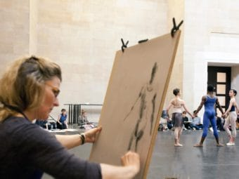 Live Drawing Workshop