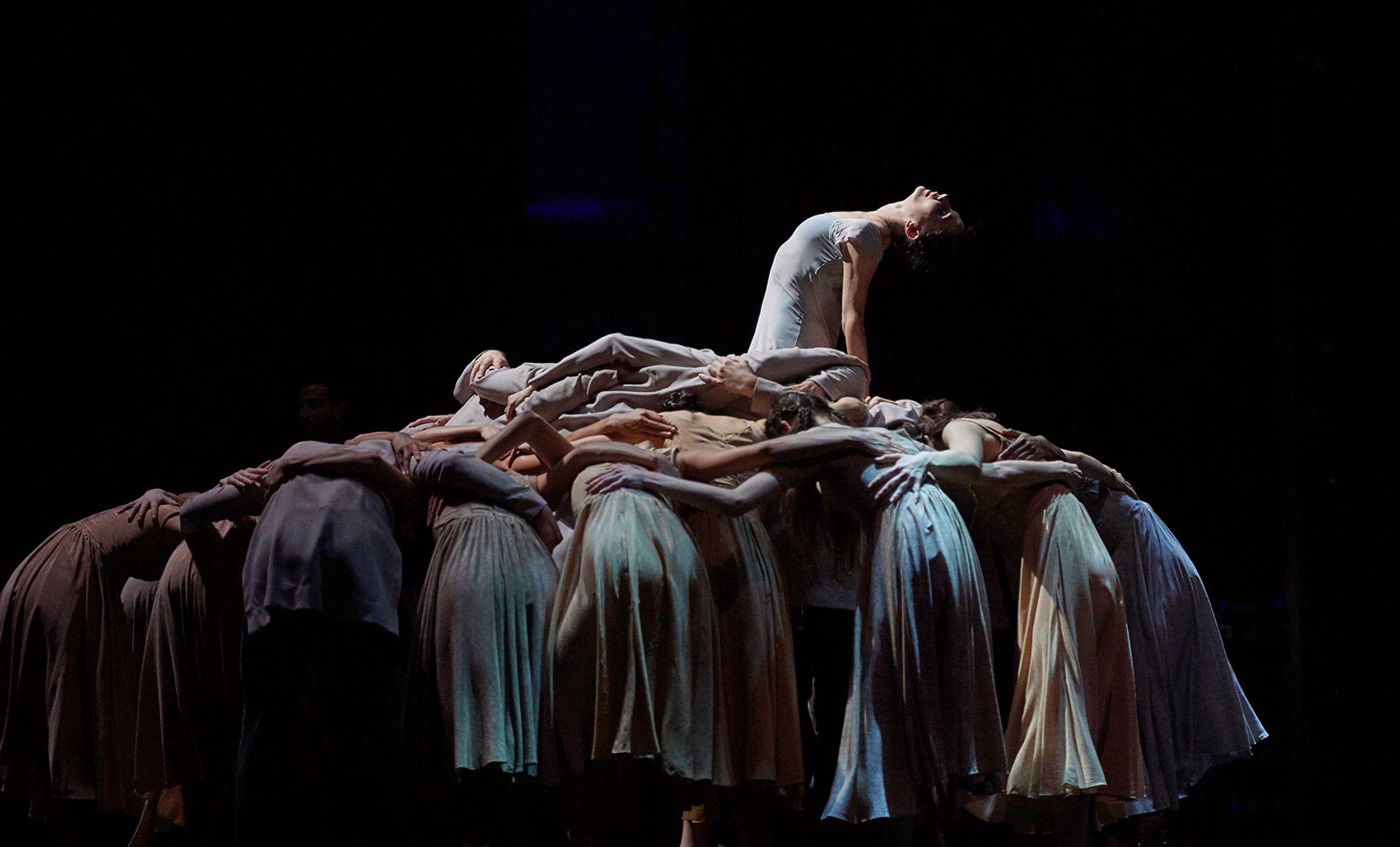 Akram Khan's Giselle in cinemas: Madness | English National Ballet