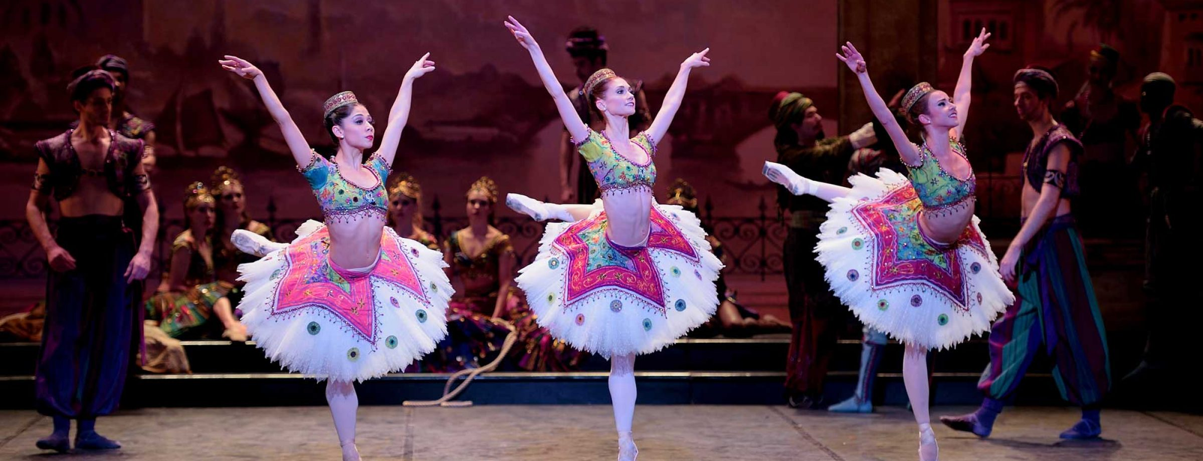 Crystal-Costa,-Alison-McWhinney,-and-Isabelle-Brouwers-in-Le-Corsaire-(c)-Laurent-Liotardo