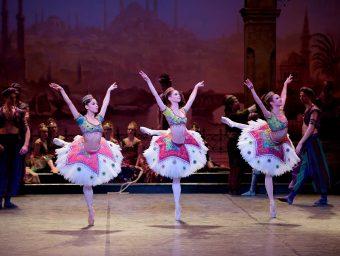 Adult Ballet Workshop: Le Corsaire