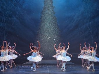 Advanced Youth Ballet Workshop: Nutcracker