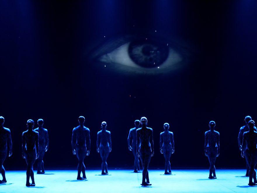 English National Ballet Dancers in Fantastic Beings by Aszure Barton (c) Laurent Liotardo (2)
