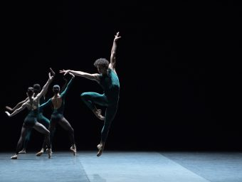 Masterclass: William Forsythe
