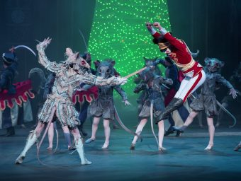 Family Arts & Crafts Workshop: Nutcracker