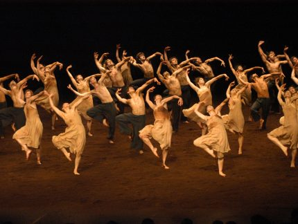 Top 5 things you (probably) didn't know about Pina Bausch