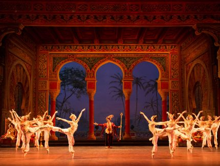 Why Le Corsaire is a ballet that sparks joy