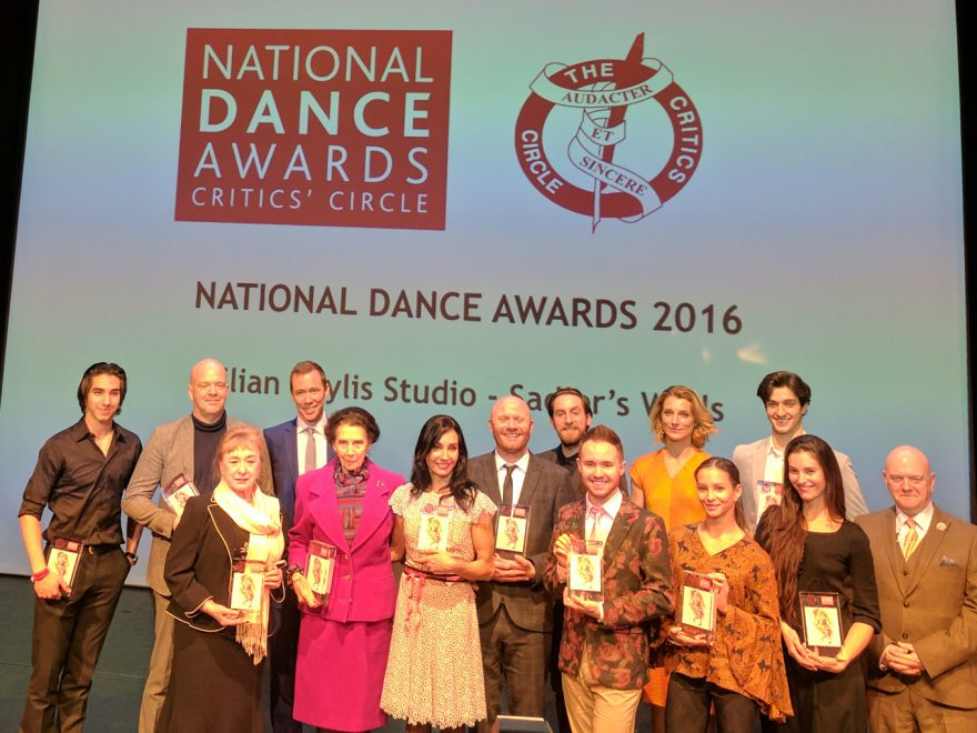 The National Dance Awards 2016 winners