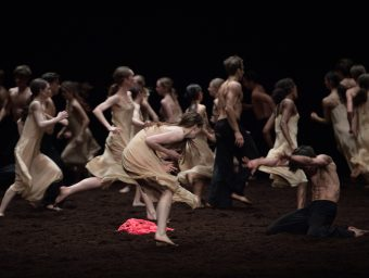 English National Ballet in Pina Bausch's Le Sacre du printemps