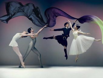 Song of the Earth / La Sylphide
