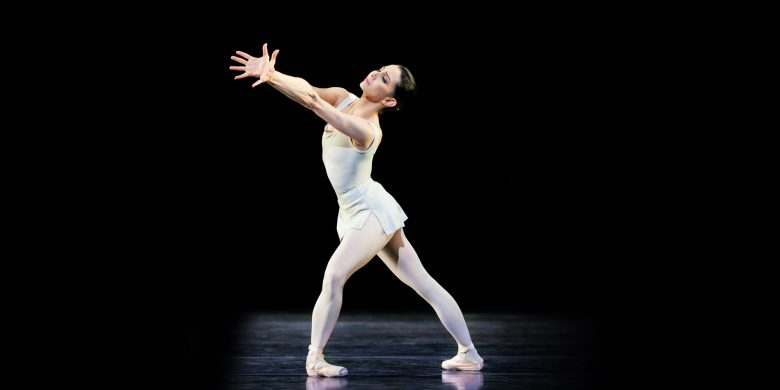 Tamara Rojo in Song of the Earth, photo courtesy of The Royal Ballet