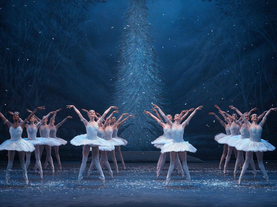 English National Ballet's Nutcracker © Laurent Liotardo
