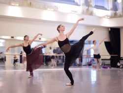Youth Ballet Workshop: La Sylphide
