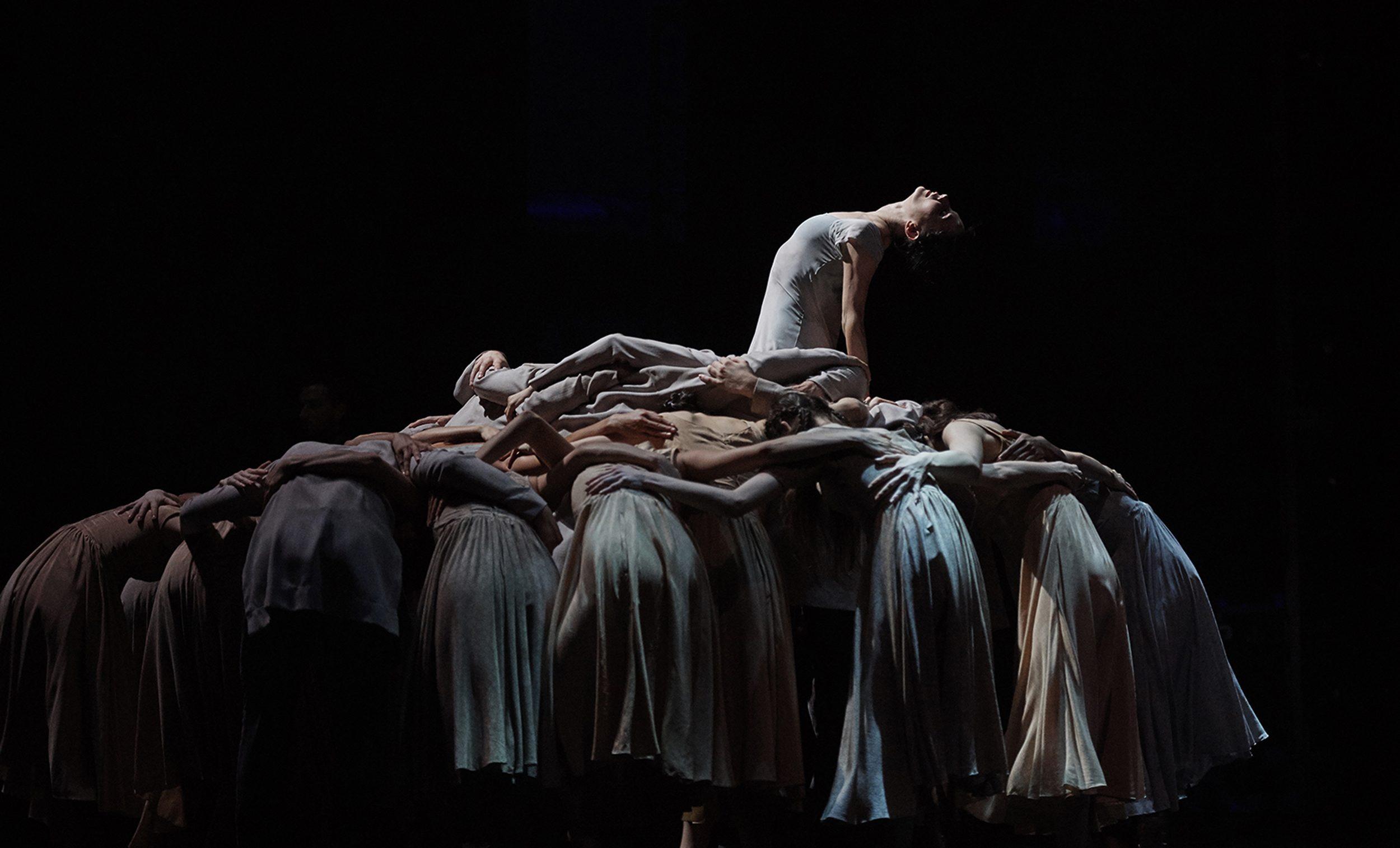 PRESS Tamara Rojo in Akram Khan's Giselle (C) Laurent Liotardo