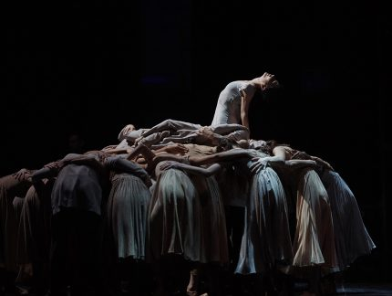We've received eight National Dance Award nominations