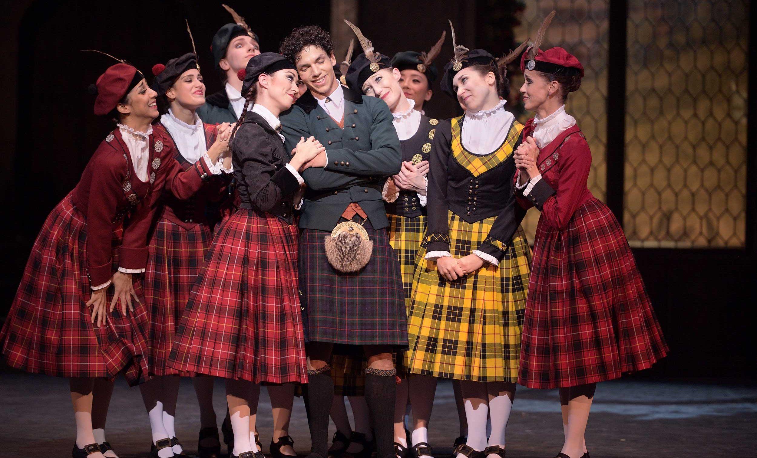 La Sylphide: Anjuli Hudson on dancing the role of Effy   English National Ballet