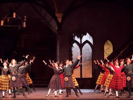 The reviews are in for Song of the Earth and La Sylphide