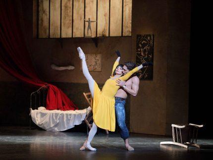 Femmes fatales of ballet