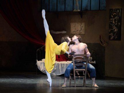 Reviews: Le Jeune Homme et la Mort and La Sylphide at the London Coliseum