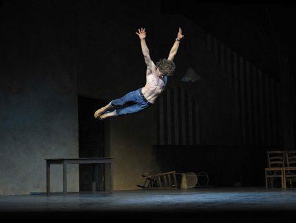 Five things about Le Jeune Homme et la Mort