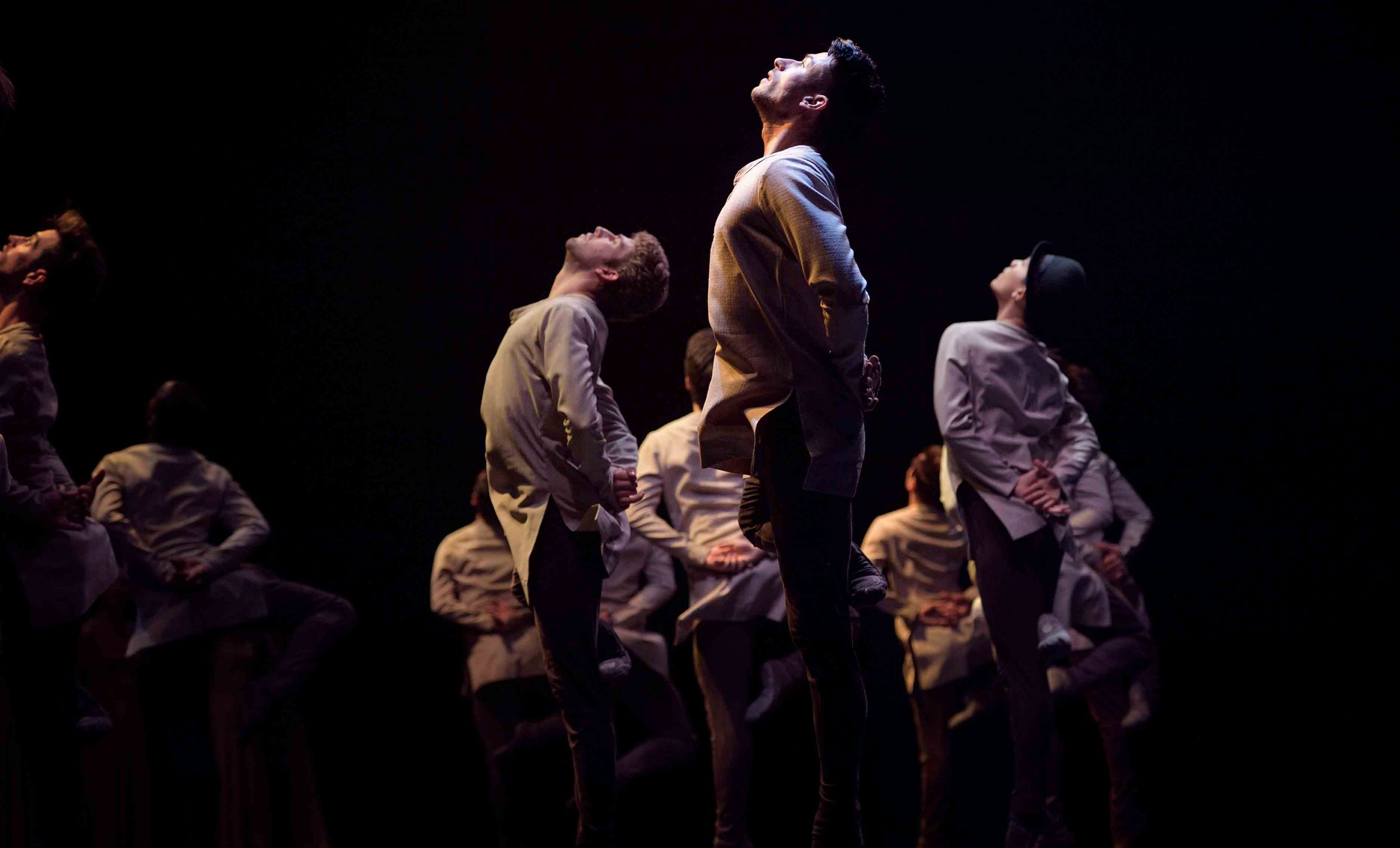 Akram Khan's Giselle in cinemas: Outcasts | English National Ballet