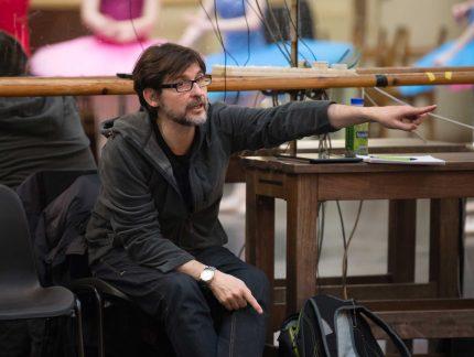 Antonio Castilla on choreographing My First Ballet: Swan Lake