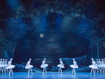 Advanced Youth Ballet Workshop: Swan Lake