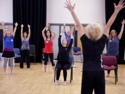 Advanced Dance for Parkinson's Day