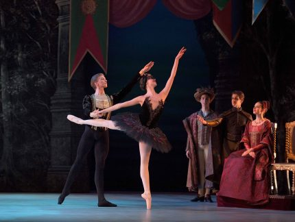 Black swan – Beatriz Kuperus on playing Odile in My First Ballet: Swan Lake
