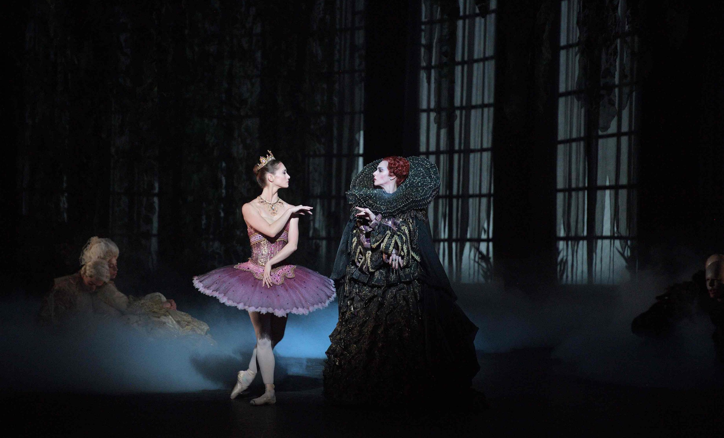 Alison-McWhinney-as-Lilac-Fairy-and-Stina-Quagebeur-as-Carabosse-in-The-Sleeping-Beauty-©-Laurent-Liotardo_WEB